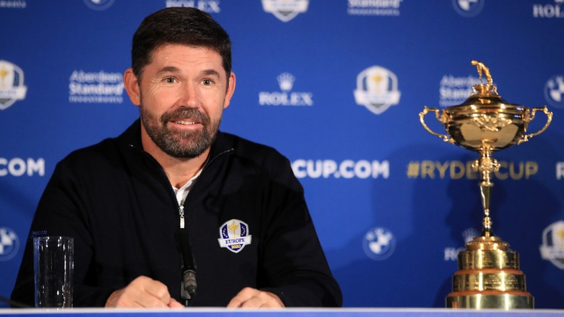 Golf, Ryder Cup 2020: Harrington sarà capitano del Team Europe