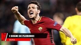 Roma, Florenzi sogna le coppe
