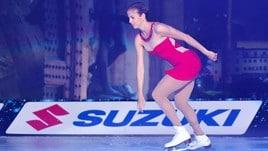 Kostner e Suzuki, show di beneficenza a Bolzano