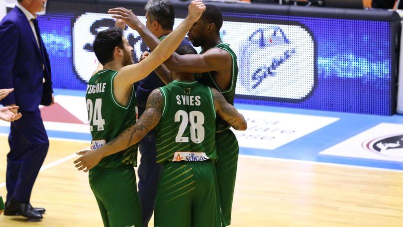 Basket, Champions League: Avellino bene, Venezia diesel