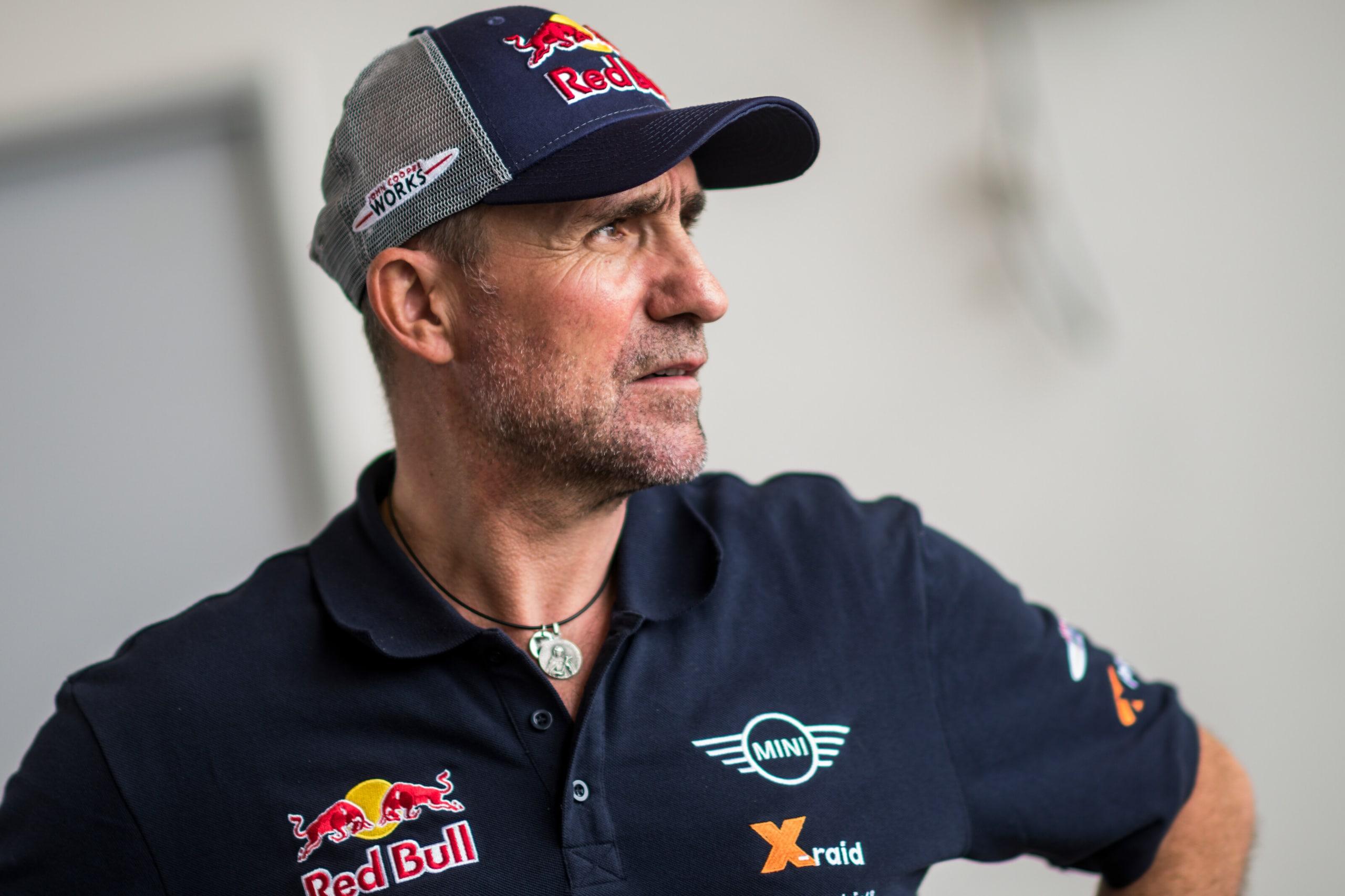 "Dakar, Peterhansel: ""E' una gara pazza"""