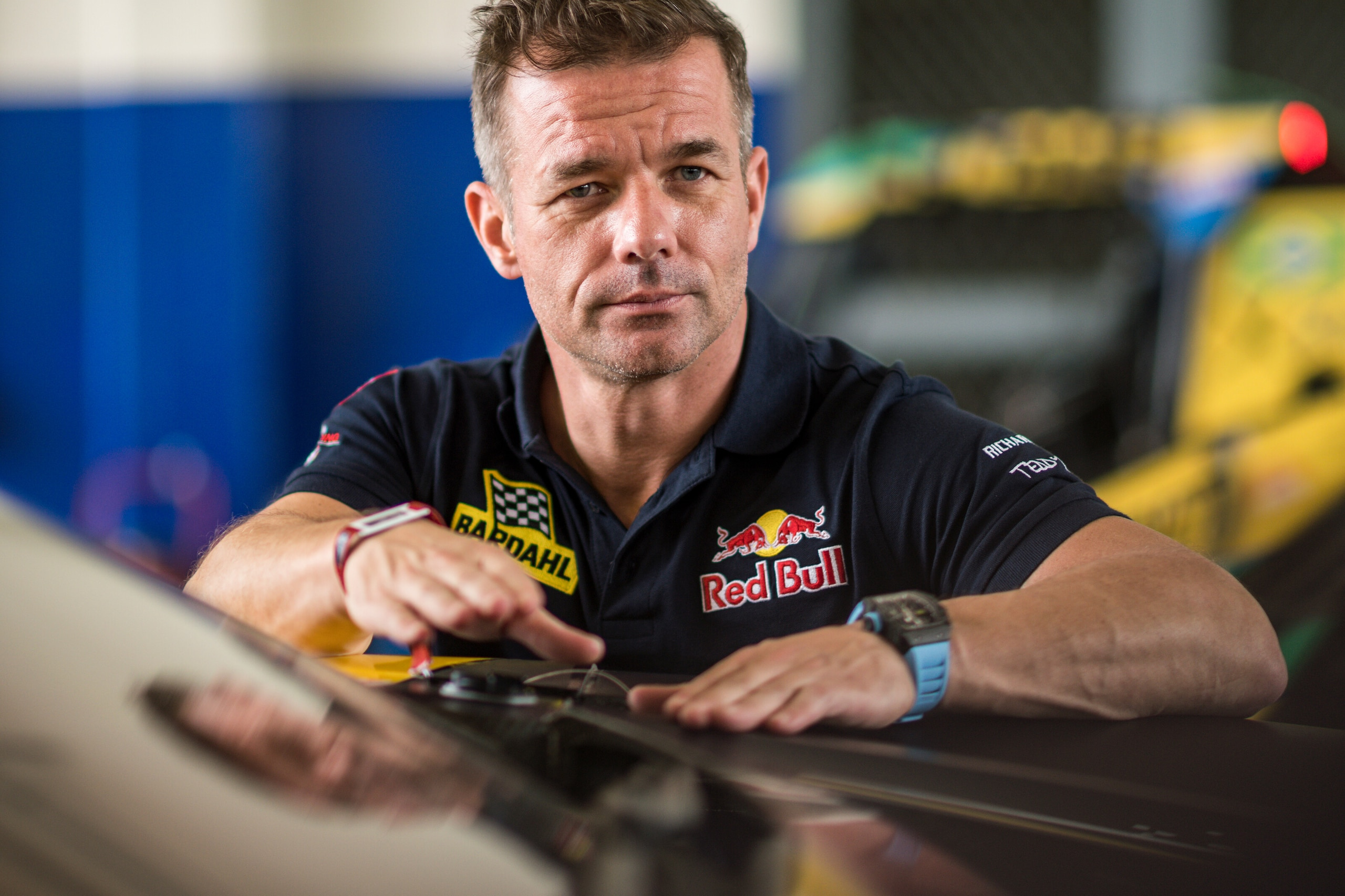 Dakar, Loeb e il team Toyota lanciano la sfida