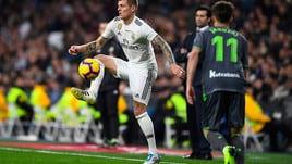 Inter, più Kroos che Modric: i sogni portano a Madrid