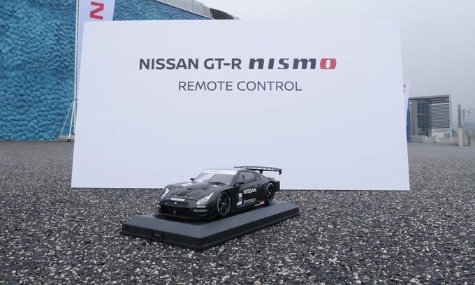 Nissan GTR: una macchinina telecomandata da 600 cavalli