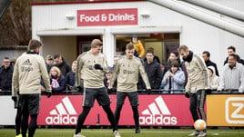 De Ligt: «Non lascerò l'Ajax a gennaio»