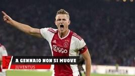 Juventus, De Ligt non si muove a gennaio