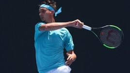 Tennis, Australian Open: Sonego vola in quota verso il terzo turno