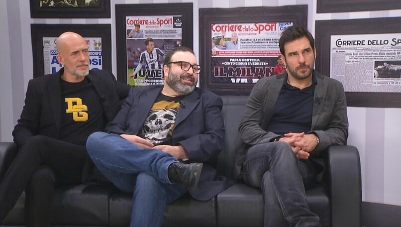 Non ci resta che il crimine, intervista a Edoardo Leo: «Totti lo farei giocare ancora»