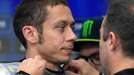 MotoGp Yamaha, fine vacanza per Valentino Rossi