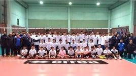 Volley: a Zagarolo il Regional Day maschile della Pallavolo Laziale