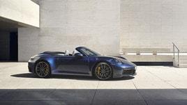 Nuova Porsche 911 Cabrio, a Detroit la presentazione