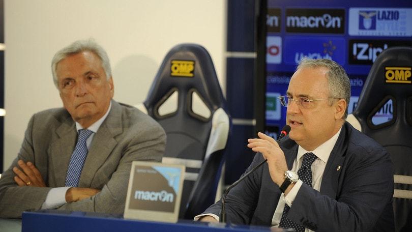 """Lazio, Diaconale: """"Finiamo il campionato oppure tutti in tribunale"""