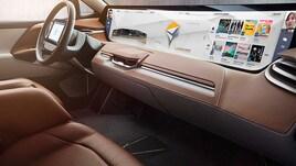 Byton M-Byte, SUV con il maxischermo al CES 2019