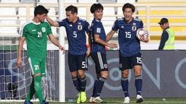 Coppa d'Asia,Giappone e Uzbekistan debutto vincente nel Girone F