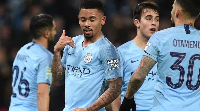 Carabao Cup, il Manchester City mortifica il Burton: 9 gol e finale in cassaforte