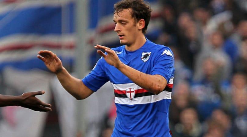 Sampdoria, arriva Gabbiadini in prestito