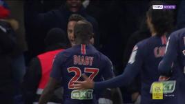 Coppa di Francia, Neymar segna anche di testa!