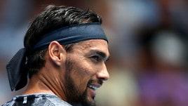 Tennis, Auckland: Fognini cede a Kohlschreiber