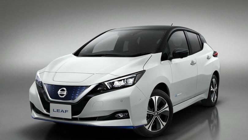 Nissan rilancia: Leaf 3.ZERO e+,  217 cv e 385 km di autonomia