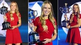 Australian Open 2019, la Wozniacki incanta tutti al sorteggio