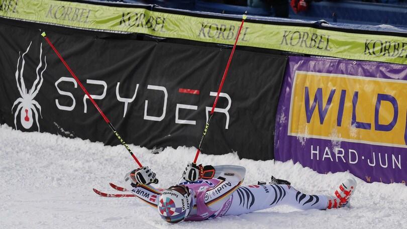Sci alpino, la FIS toglie la vittoria di Beaver Creek a Stefan Luitz
