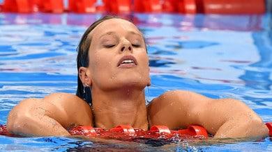 Nuoto, Federica Pellegrini: «A Tokyo 2020 terminerà la mia carriera»