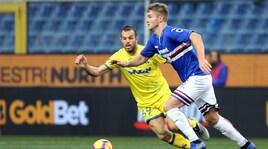 Inter, senti Andersen:«Spero di fare il percorsodi Skriniar»