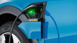 Audi, a Ginevra il suv e-tron compatto