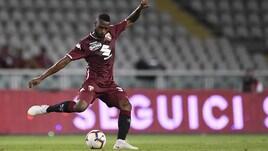 Coppa Italia Torino, N'Koulou lavora in gruppo