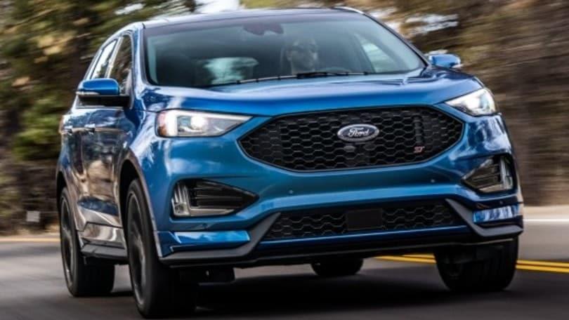Ford, nuovi modelli della gamma suv
