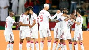 Coppa d'Asia: Emirati-India 2-0, Zaccheroni ottiene la prima vittoria