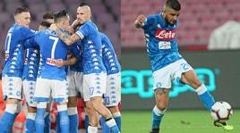 Serie A, tutti i numeri del girone d'andata: il Napoli è la squadra che tira di più