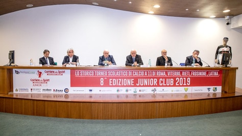 Junior Club, sarà un'edizione da urlo