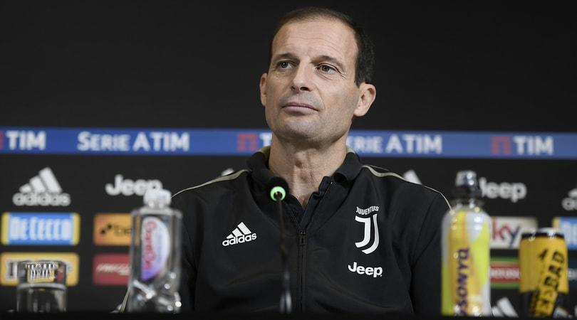 Juventus a Bologna, Allegri aggiusta il mirino: