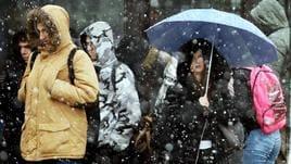 In Serbia stato emergenza per neve