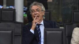 Inter, Moratti:«Icardi? Merita un ingaggio maggiore»