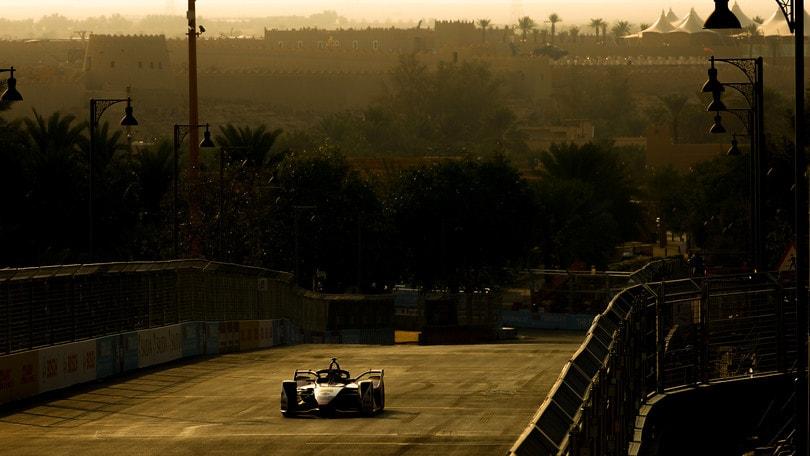 Test Formula E, Fuoco e Marciello impegnati a Marrakesh