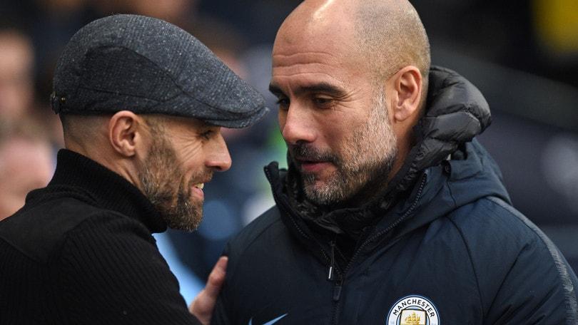 Guardiola: «Il Manchester City non prenderà nessuno a gennaio»