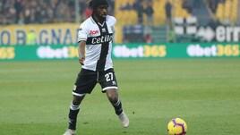 Serie A Parma, Gervinho e Ciciretti con il gruppo