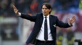 Lazio-Novara, Inzaghi avvisa:«Nessun rodaggio, gara da vincere»