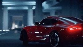 Nuova Toyota Supra 2019: foto