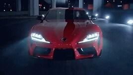 Nuova Toyota Supra senza più segreti
