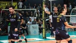 Volley: A2 Maschile, la 3a di ritorno si apre stasera con Bergamo-Club Italia