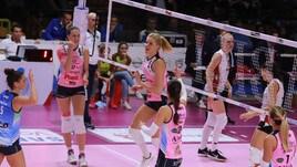 Volley: A1 Femminile, Casalmaggiore-Firenze è l'antipasto della 16a giornata
