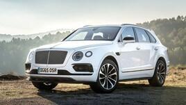 Bentley Bentayga Speed, 660 cv per battere Urus