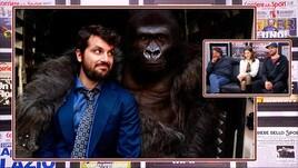 Attenti al gorilla, il quiz a Frank Matano, Lillo e Diana Del Bufalo