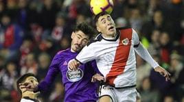 Rayo Vallecano show: 4-2 al Celta Vigo