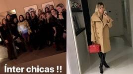 """Wanda, cena social con le """"Inter Chicas"""""""