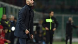 Coppa Italia Benevento, Bucchi: «Inter fortissima. Ce la giochiamo»