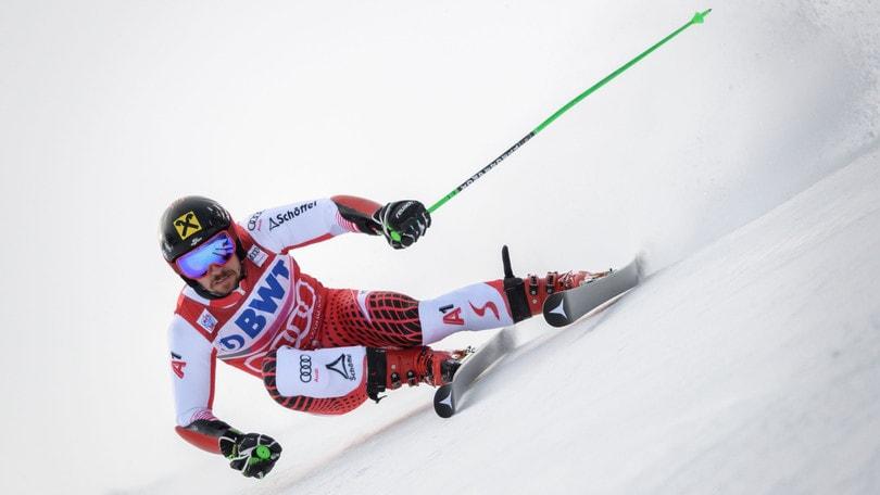 Calendario Coppa Del Mondo Di Sci.Sci Coppa Del Mondo Marcel Hirscher E Il Re Di Adelboden